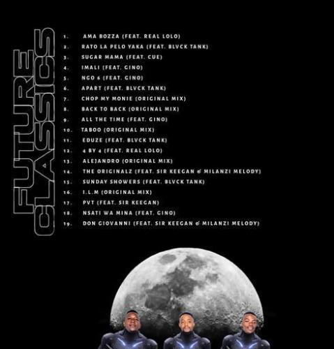 Kota Embassy - Future Classics (Album Tracklist)
