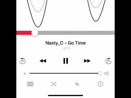 Nasty C - Go Time (Snippet)