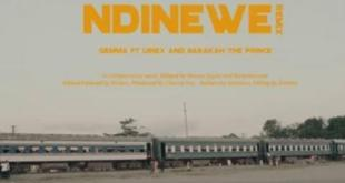 (Video) Gemma ft Linex & Barakah The Prince - Ndinewe (Remix)