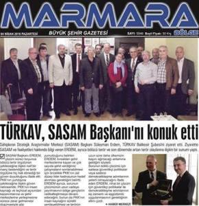 marmara gazetesi