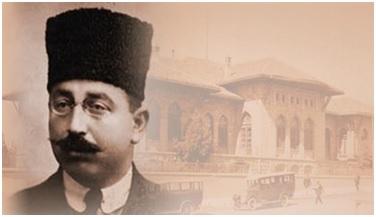 Trabzon Mebusu Ali Şükrü Bey