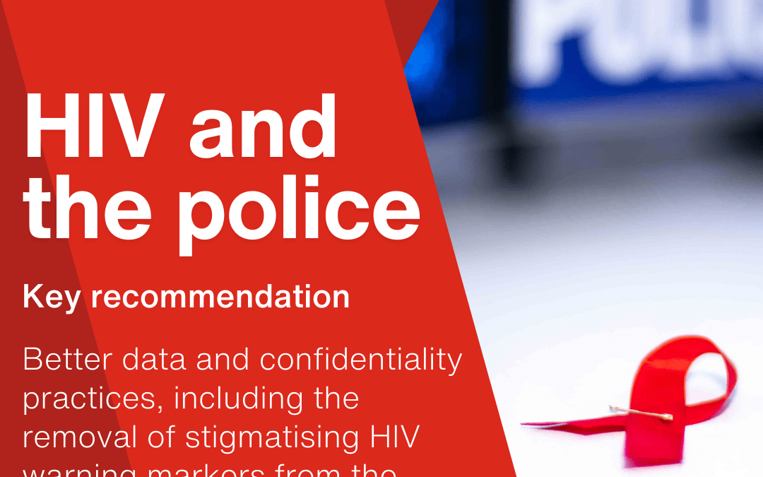 HIV and the Police