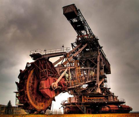 Mesin Terbesar di Dunia - Bagger 293
