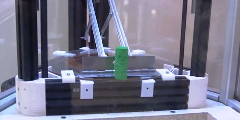 Additive manufacturing 3-D printing beyond plastic