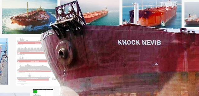 Knock Nevis Ship