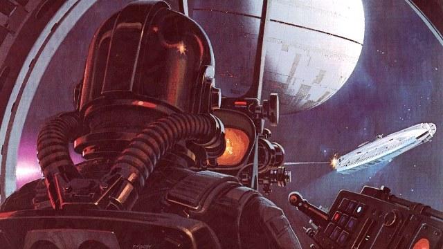43 Concept Art Film Star Wars - 11