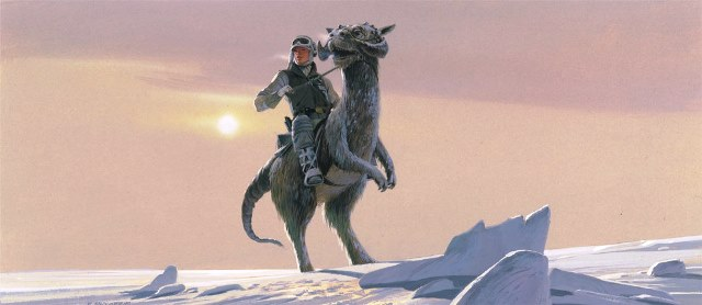 43 Concept Art Film Star Wars - 17
