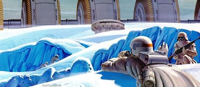 43 Concept Art Film Star Wars - 20