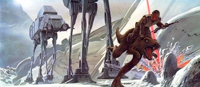 43 Concept Art Film Star Wars - 22