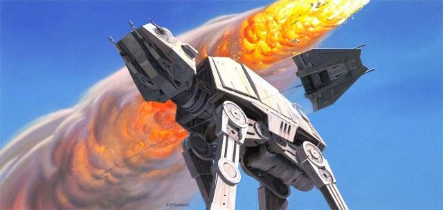 43 Concept Art Film Star Wars - 23