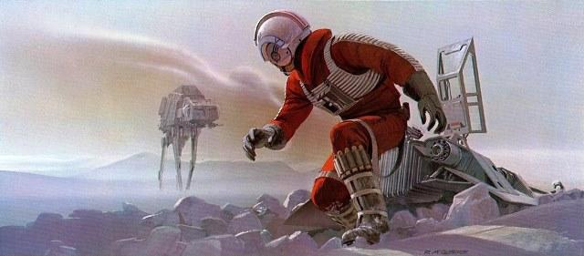 43 Concept Art Film Star Wars - 25