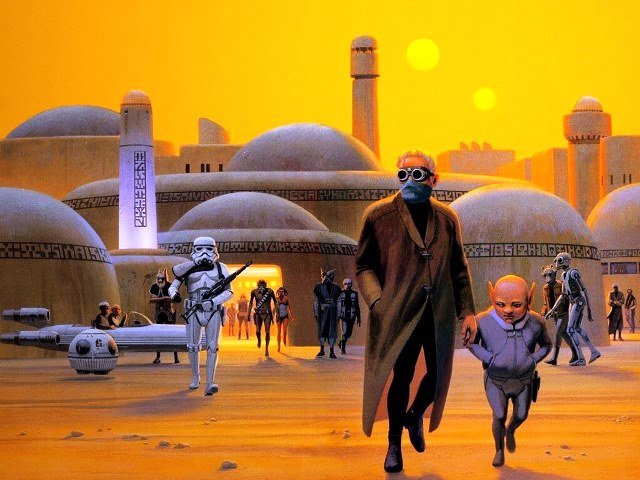 43 Concept Art Film Star Wars - 4