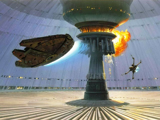 43 Concept Art Film Star Wars - 43