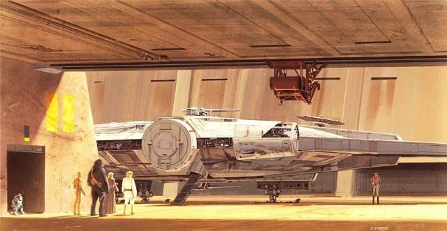 43 Concept Art Film Star Wars - 6