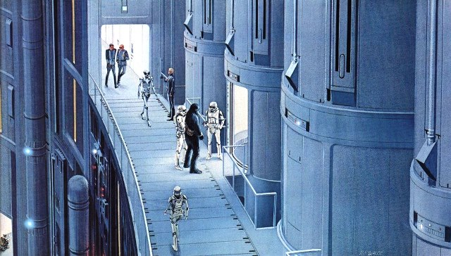 43 Concept Art Film Star Wars - 8