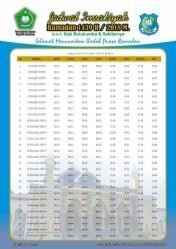 Jadwal Imsakiyah 1439 Ramadan 2018 - Kab Bulukumba