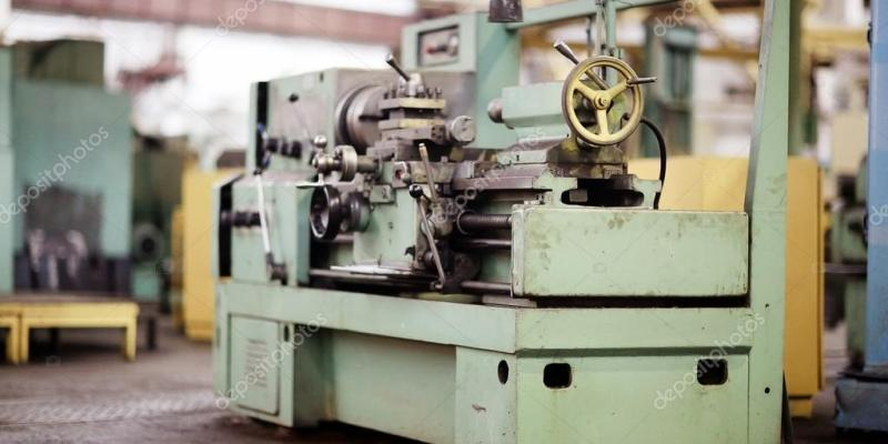 industrial equipment machinery