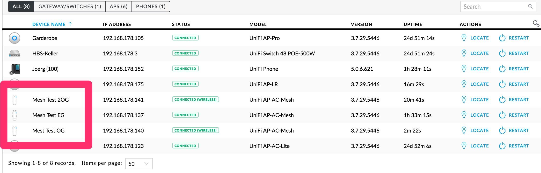 unifi-mesh-working