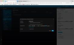 IP, Port und shared secret