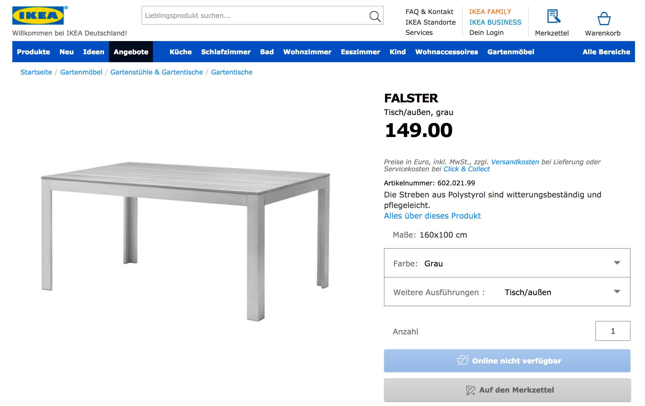 Ikea Gartentisch Falster 15 Best Collection Of Outdoor Ikea Chaise