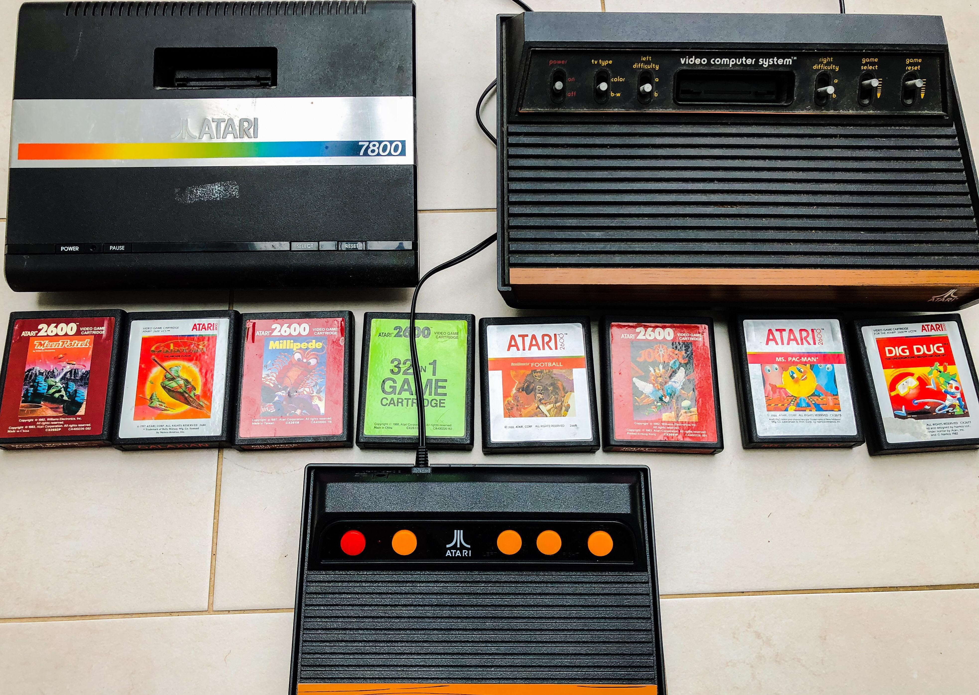 Atari Impressionen
