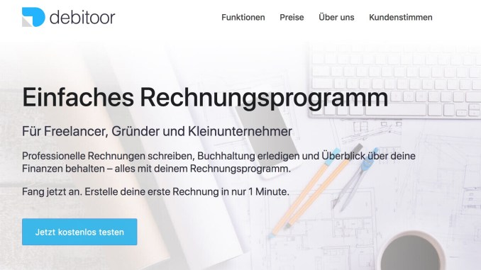 Debitoor Rechnungsprogramm Specialization Is For Insects