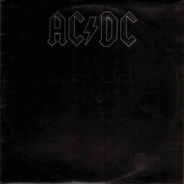 ACDC - Back In Black
