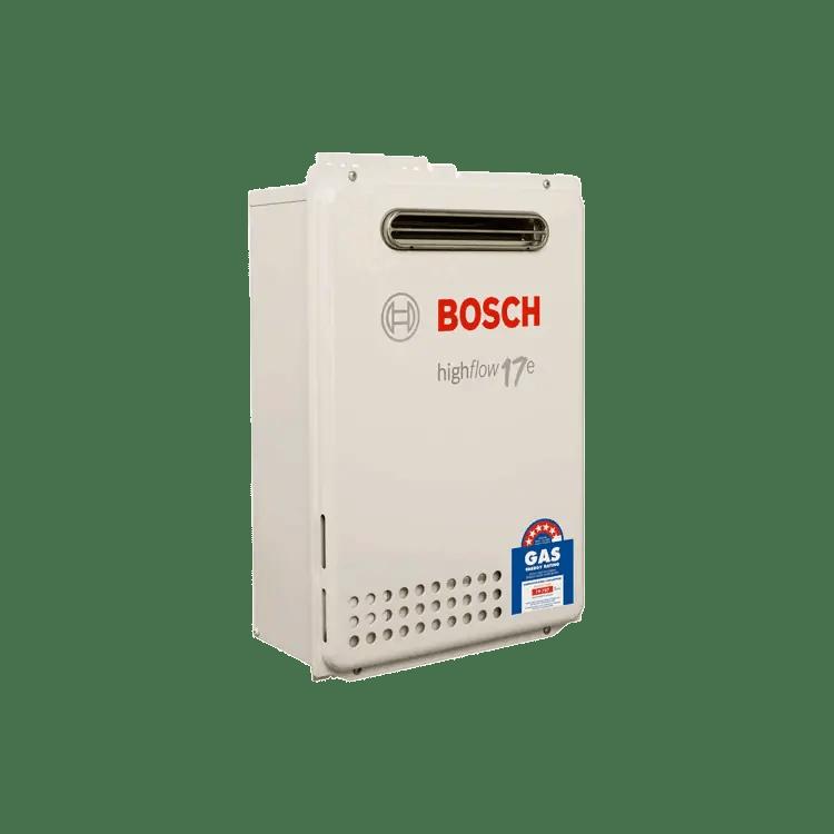 Bosch 17e  Sa Hot Water™