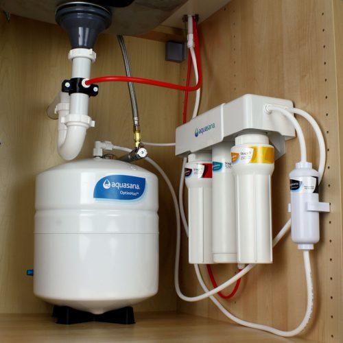 san antonio under-sink water filtration installation 2102570439 Heritage Property Preservation www.sahpp.com