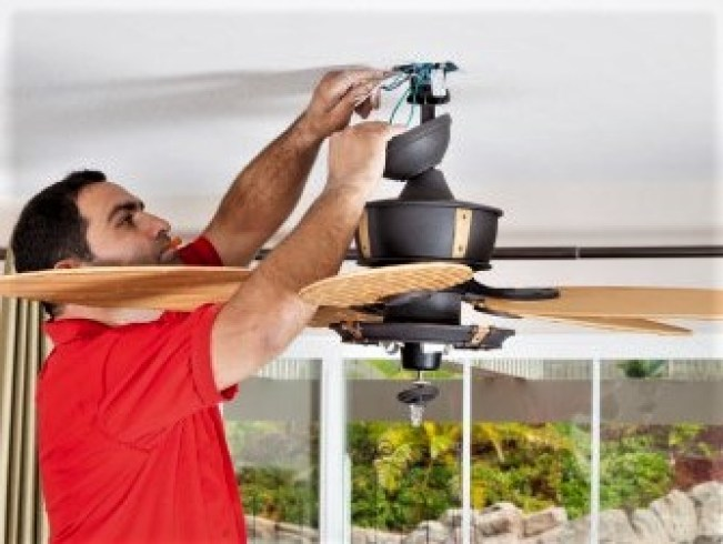 ceiling fan wiring - ceiling fan repair san antonio tx - ceiling fan installation san antonio texas