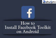 Facebook Toolkit Android Me Install Kare