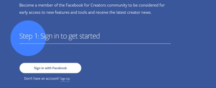 Facebook for create account how to make