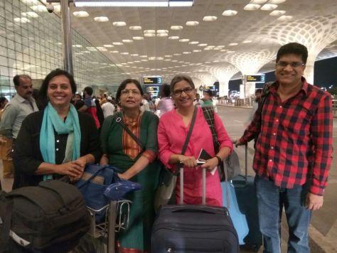 मुंबई एअरपोर्टवर