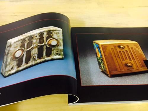 50年代ラジオ