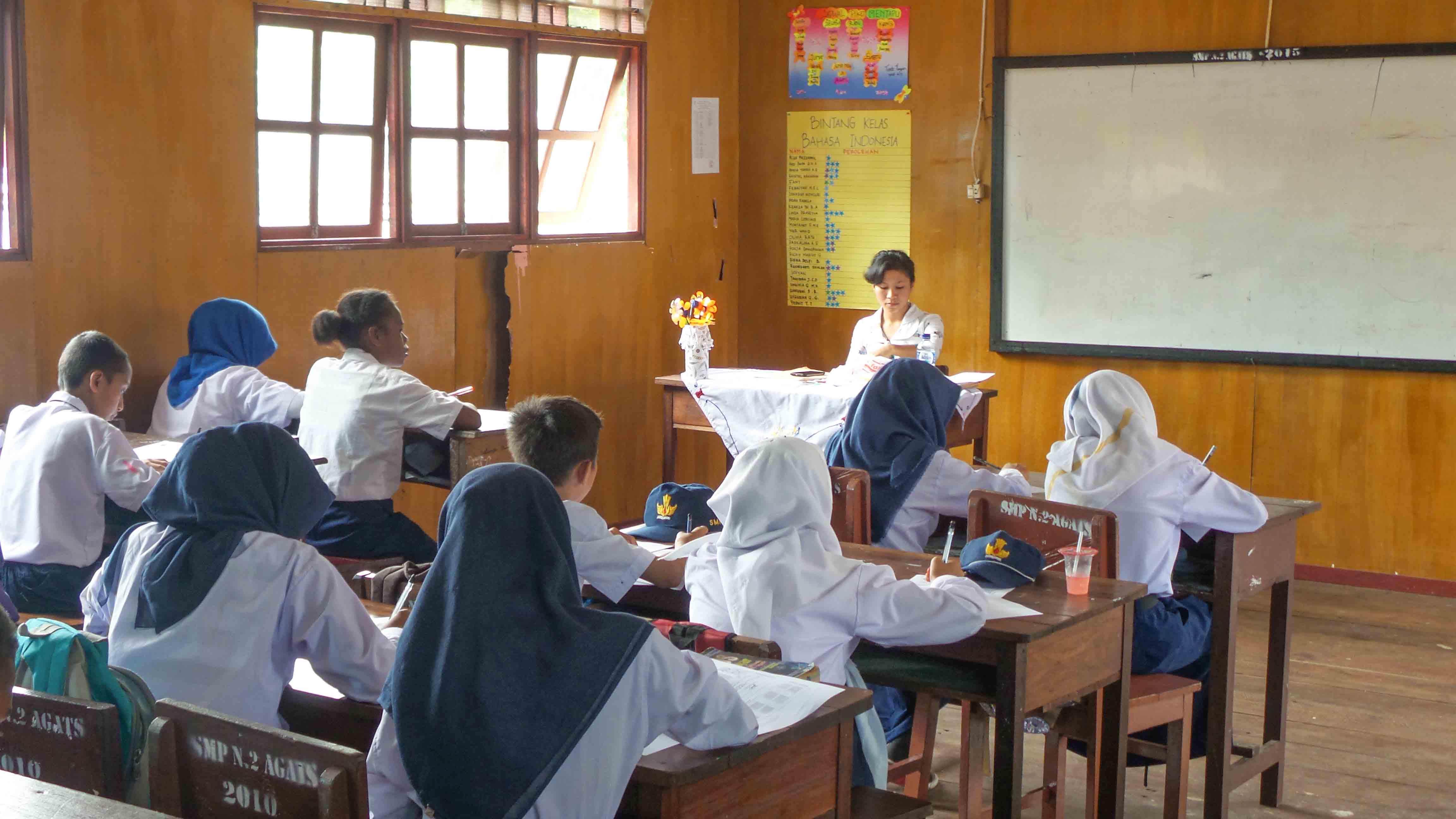 Sekolah Unggulan Sekung  Sekolah Anak Indonesia