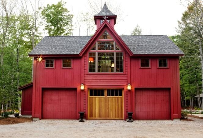 Pole Barn With Apartment Said