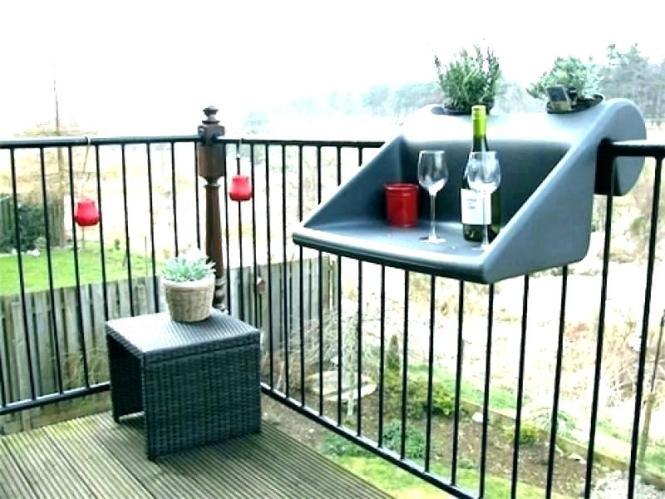 Small Patio Furniture Apartment Balcony