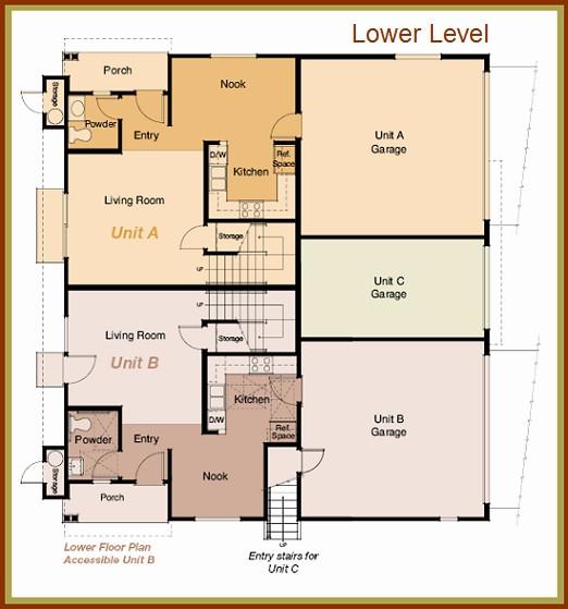 2 Bedroom Garage Apartment House Plans Atcsagacity