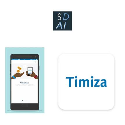 How o Install Timiza Barclays loan app on android