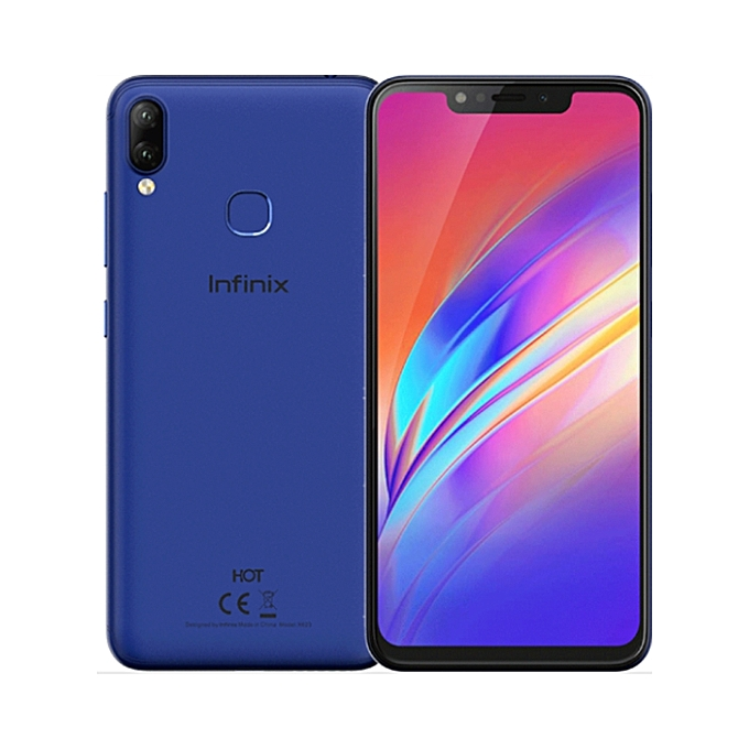 Infinix HOT 6X JUMIA KENYA 62 INCHES 2GB RAM 16GB ROM 13MP 2MP DUAL SELFIE CAMERA FRONT AND BACK WARANTY 12