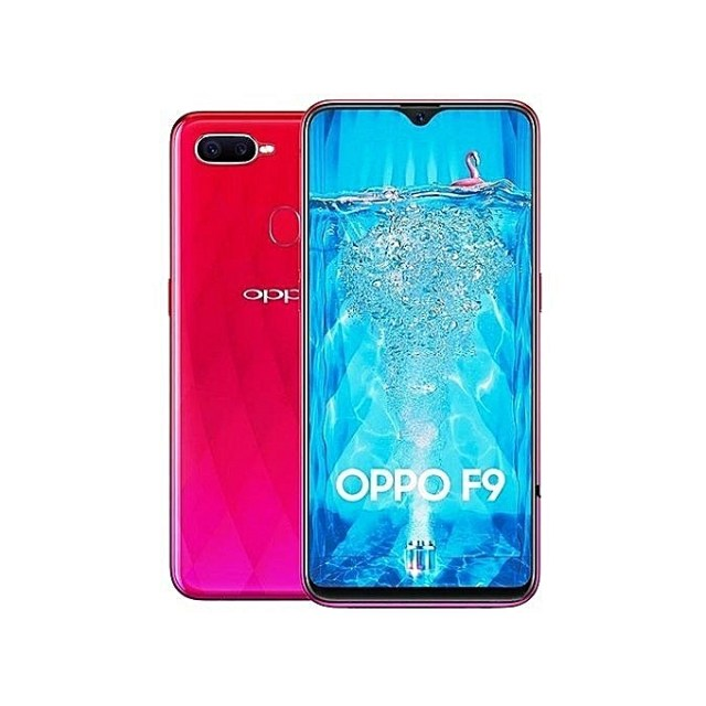 OPPO F9 JUMIA KENYA MOBILE WEEK 63 INCHES 64GB 4GB RAM 25MP Front Camera Dual SIM 4G RED