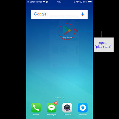 how to download branch app branch loan application open play store