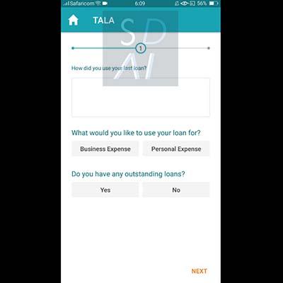 tala loan apply for tala loan tala application form question how did you use your last loan