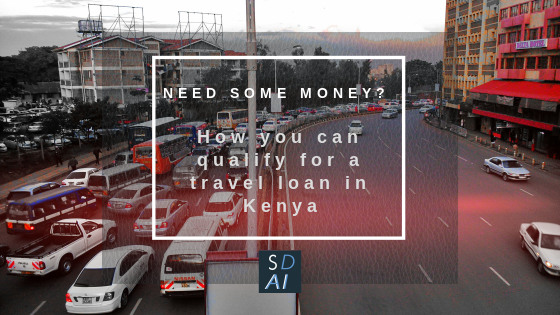 qualify for a travel loan