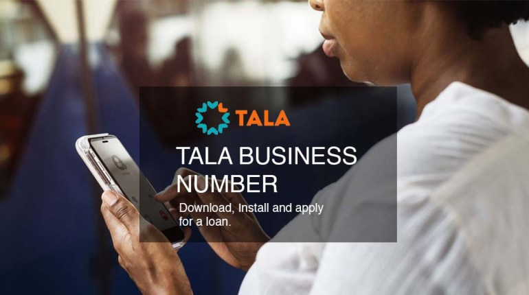 Tala business number also known as tala paybill number