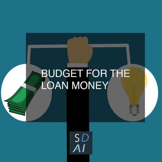 budget for the money