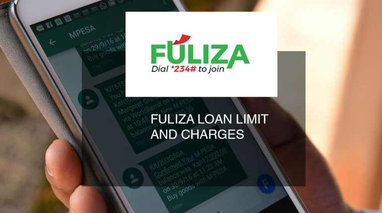 fuliza loan limit