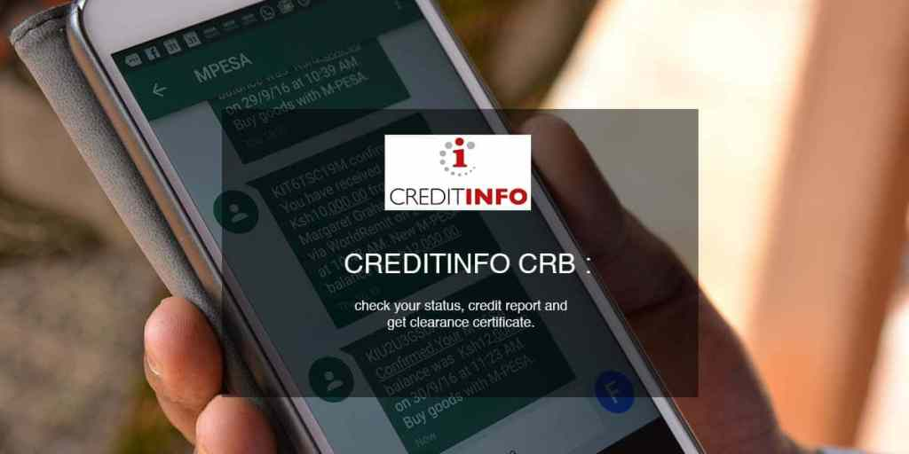 creditinfo crb