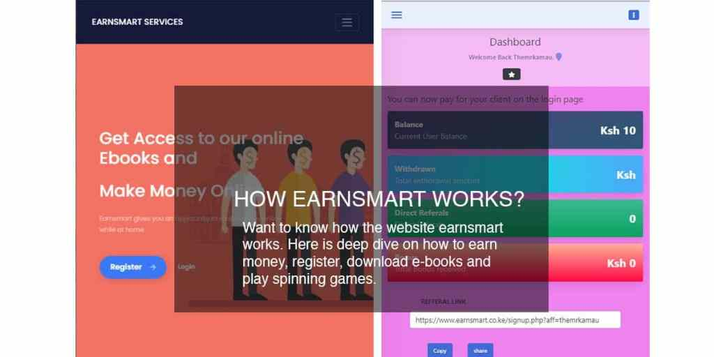 how does earnsmart work detailed guide