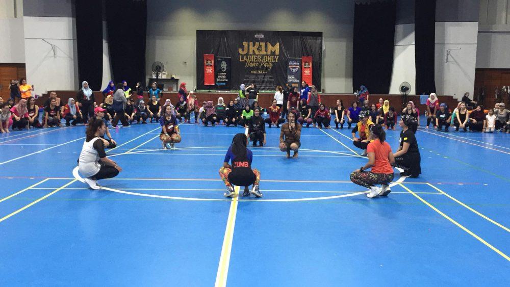 Cabaran Jom Kurus 1 Malaysia 2018 Kini Kembali
